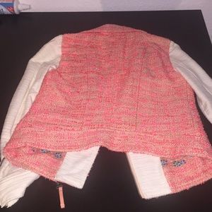 Anthropologie Jackets & Coats - Anthropologie Elevenses Moto Jacket